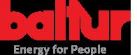 baltur burner logo