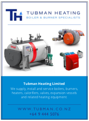 Tubman Heating Business Oceania
