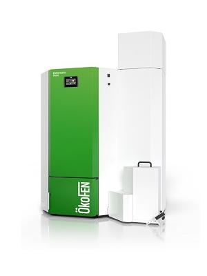 ÖkoFEN pellematic maxi boiler