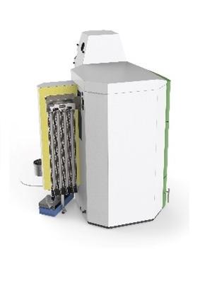 ÖkoFEN pellematic condens boiler