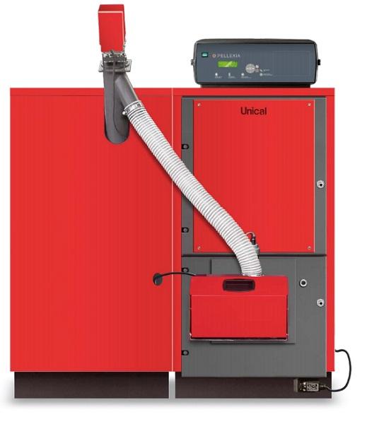 unical pellexia 35_45_80 boilers
