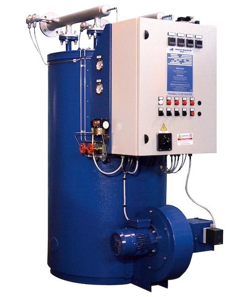 Babcock Wanson TPC B Series Thermal Oil Heater