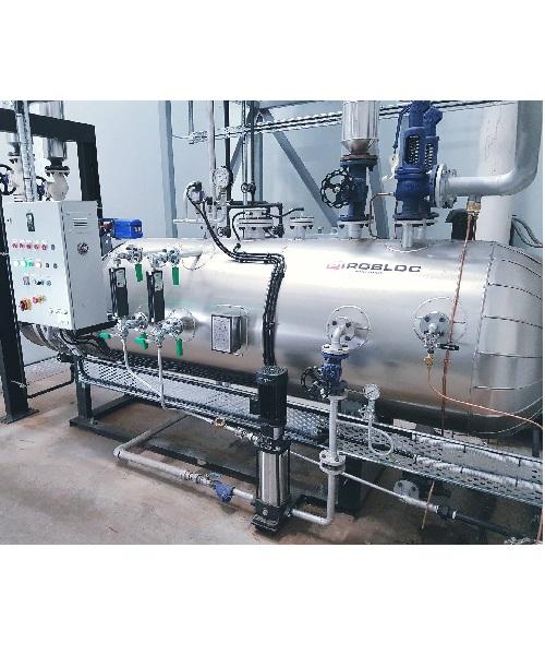Pirobloc Thermal Oil Heater