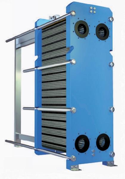 reflex gasketed plate heat exchanger