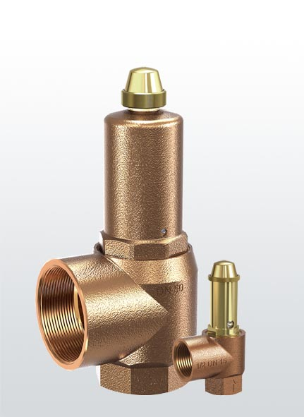Goetze 651 mHNK valve