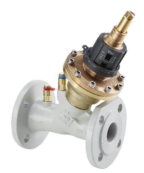 oventrop cocon QFC valve