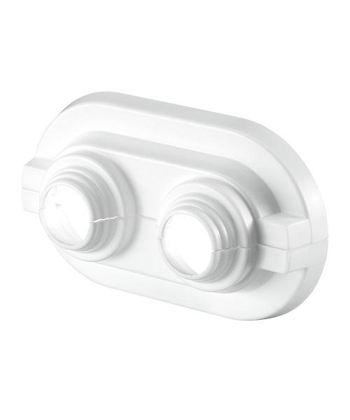 oventrop plastic rosette cover 1